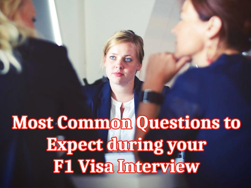F1-Visa-Interview-Questions